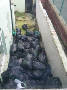 rubbish yard grosvenor 225x300 The Secret To Even More Profitable Property Investment: Buy A Vax!
