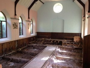 Devon chapel for sale