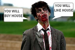 ZombieRealEstateAgent 300x200 I WILL Sell Your House Said The Estate Agent   FNAR!!!