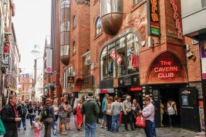Cavern Club Liverpool 300x199 FOR SALE: The 10 Best Bizarre Property Auction Lots