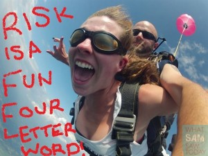 risk is fun