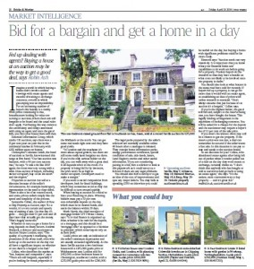 The Times Property Auction