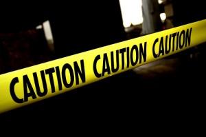 caution at auction