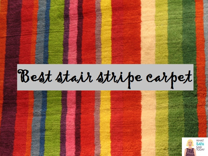 best stair stripe carpet
