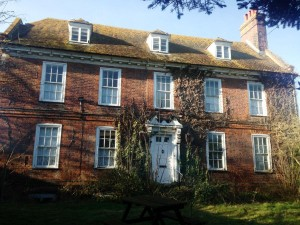 frognal farm house