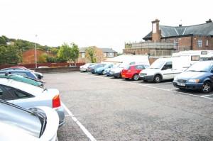 car park for sale