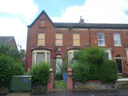 liverpool auction flat for sale