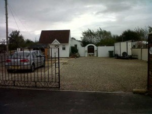Travellers plot for sale