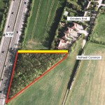 stevenage land for sale