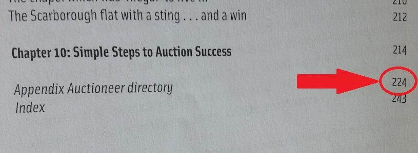 property book publishing