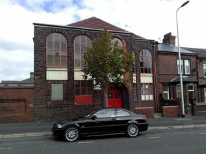 church hall for sale