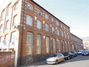 kettering flat for sale