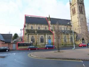 St. Mary's Church, St. Marys Street, Hulme, Manchester