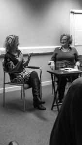 Vino in hand - Sam shares her blogging tips
