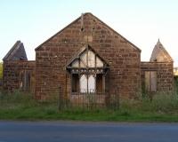 roofless church