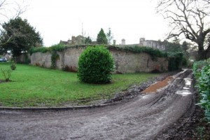 walled garden for sale