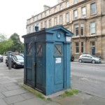 doctor who police box