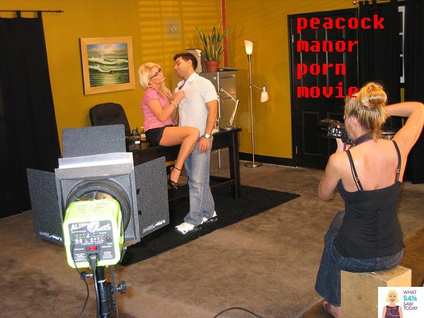 peacock manor porn movie